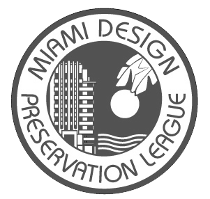 Miami Design Preservation League ;ogo